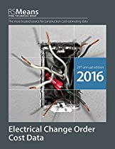 RSMeans Electrical Change Order Cost Data 2016