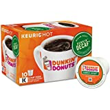Dunkin' Donuts Original Blend Coffee K-Cup Pods, Decaf, Medium Roast, For Keurig Brewers,0.37 Ounce, 10 Count (Pack of 6)