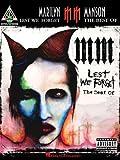 Marilyn Manson - Lest We Forget, Marilyn Manson, 0634090984