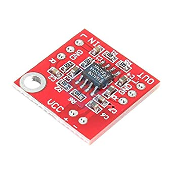 TDA1308 Headphone Headset Amplifier Board Amp Preamplifier Module 3V-6V DC