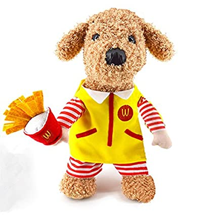 Buy French Fries 4 Funny Dog Clothes Costume Cool Pet Dog Costume
