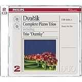 Dvorak : Intégrale des Trios avec piano