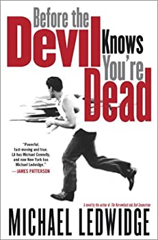 Before the Devil Knows You're Dead 0743442857 Book Cover