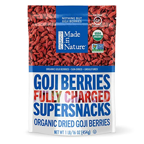 Made in Nature Organic Berries (Goji Berries