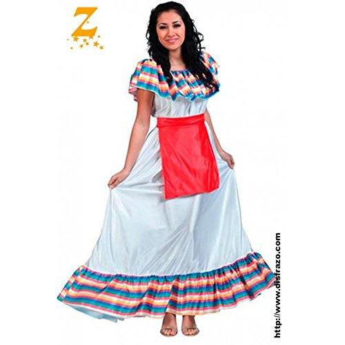 Disfraz Mejicana Adulta: Amazon.es: Ropa y accesorios