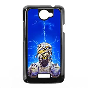 Iron Maiden For HTC One X Csae protection phone Case FXU15616