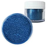 Bright Royal Blue Dazzler Dust, 5g Jar | Bakell Non-Toxic Decorating Glitters & Dusts