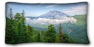 """Custom Nature Pillow Covers Bedding Accessories Size 20""""X36"""" suitable for Twin-bed"""