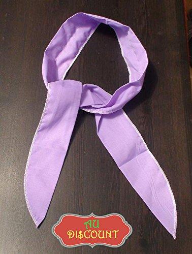 JellyBeadZ Cooling Neck Scarf Bandana -Lavender