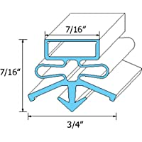 True Manufacturing UCITR810809 True Door Gasket for TUC, TWT, TSSU (48 & 72 Models)
