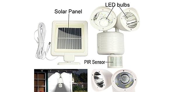 Amazon.com: 22 Proyector LED SMD de seguridad al aire última ...