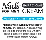 Nad's for Men Hair Removal Cream - Painless Hair