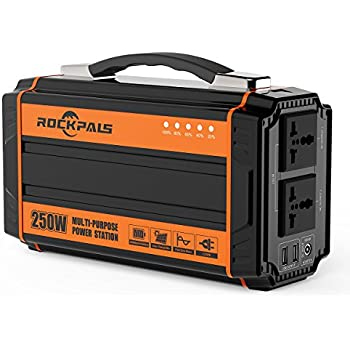 Amazon Com 346wh Portable Ups Battery Backup Generator