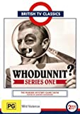 Whodunnit?: Series 1 (2 Discs) DVD