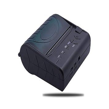 Zach-8 Impresora Térmica, Impresora Bluetooth De 80 Mm ...