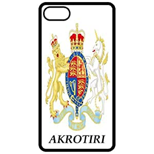 Akrotiri - Coat Of Arms Flag Emblem Black Apple For Samsung Galaxy S3 I9300 Case Cover - For Samsung Galaxy S3 I9300 Case Cover s Cell Phone Case - Cover