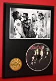 Motley Crue Limited Edition Picture Disc CD Rare