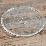 """12.5"""" GE Microwave Glass Plate, Microwave Glass"""