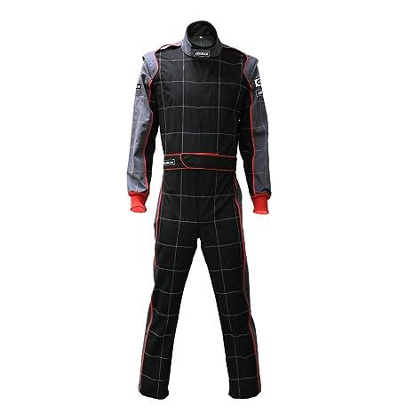 Amazon.com: jxhracing RB-CR002 traje de carreras de una sola ...