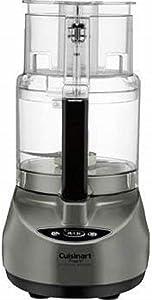 Cuisinart CFP-9GMPCY Food Processor, 9-Cup, Gunmetal (Renewed)