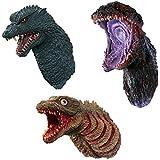 一番くじ GODZILLA 怪獣惑星 ~怪獣王は進化する~ A賞 ゴジラヘッドマグネット(全3種)