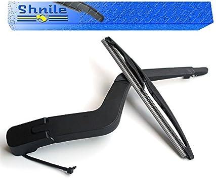 Rear Window Wiper Arm Blade Kit For GMC Acadia Saturn Outlook 2007 2008 2009 2010 2011 2012