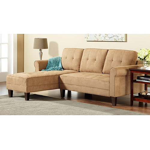 amazoncom 10 spring street ashton sectional sofa sand kitchen u0026 dining
