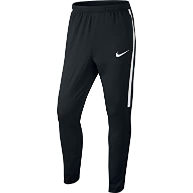 5cbf32897648 Amazon.com  Nike Womens Squad 17 Knit Track Pants Black White Large   Clothing