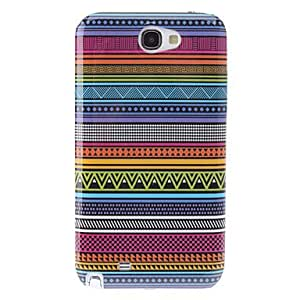 Nsaneoo - Exquisite Design Durable Hard Case for Samsung Galaxy Note2 N7100