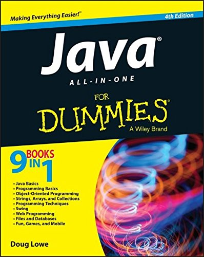 Java All-in-One For Dummies (Side One Dummy)