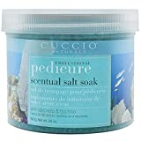Cuccio Salt Soak Shea & Vetiver 29 Ounce For Sale