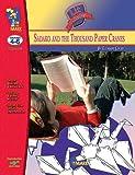 On The Mark Press OTM14103 Sadako & the 1000 Paper Cranes Lit Link Gr. 4-6