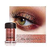 Best Powder Eyeshadows - Glitter Loose Makeup Eye Shadow Dust Powder, FirstFly Review