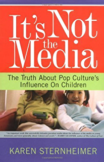 Mediasociety industries images and audiences kindle edition by its not the media the truth about pop cultures influence on children fandeluxe Gallery