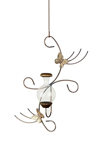 amazon com the brass butterfly aubrey collection plant rooter the