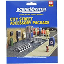 Walthers, Inc. City Street Accessory Package Kit