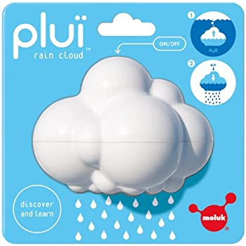 Moluk Plui Rain Cloud Tub Toy