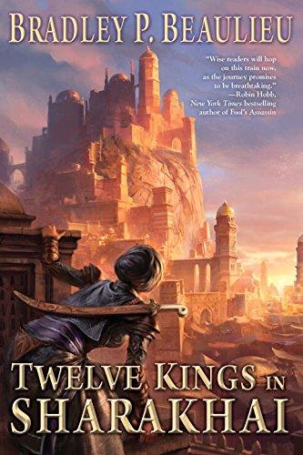 Download Twelve Kings in Sharakhai (Song of Shattered Sands) PDF