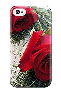 Wendy Uhle's Shop Hot New Arrival Premium 4/4s Case Cover For Iphone (flower)