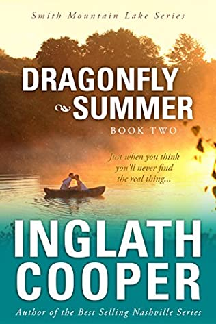 book cover of Dragonfly Summer