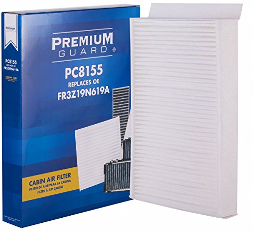 PG Cabin Air Filter PC8155 | Fits 2015-18 Ford Mustang