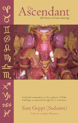 the ascendant 108 planets of vedic astrology kindle edition by