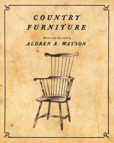 Country Antique Furniture - 2