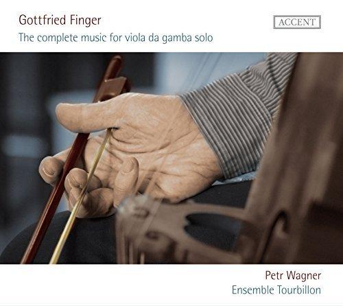 Musique Pour Viole De Gambe Solo by Gottfried Finger (2012-11-27)