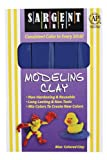 Sargent Art 22-4050 1-Pound Solid Color Modeling Clay, Blue
