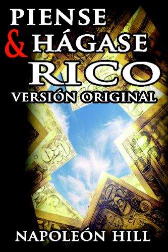 Piense y Hagase Rico  [Napoleon Hill] (Tapa Blanda)
