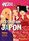 Kinra girls, tome 5 : Destination Japon par Murail