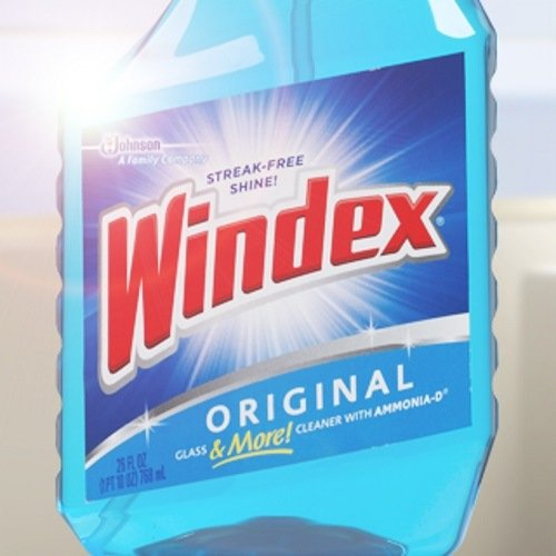 Windex Original Glass Cleaner, 26 Ounce (Pack of 2) by Windex (Image #2)