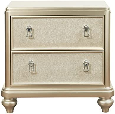 Pulaski Diva Two Drawer Nightstand