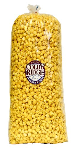 Cheese Popped Popcorn 45 Ounces (Bulk 5 Gal. 80 Cups) ()